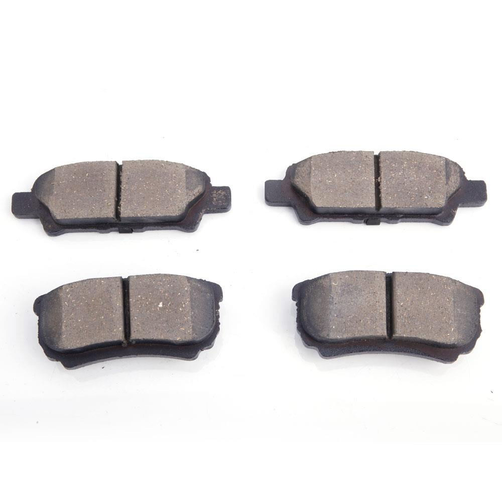 D1037 REAR Brake Pads fits Mitsub Lancer 04-14 Jeep Patriot 07-14 Compass