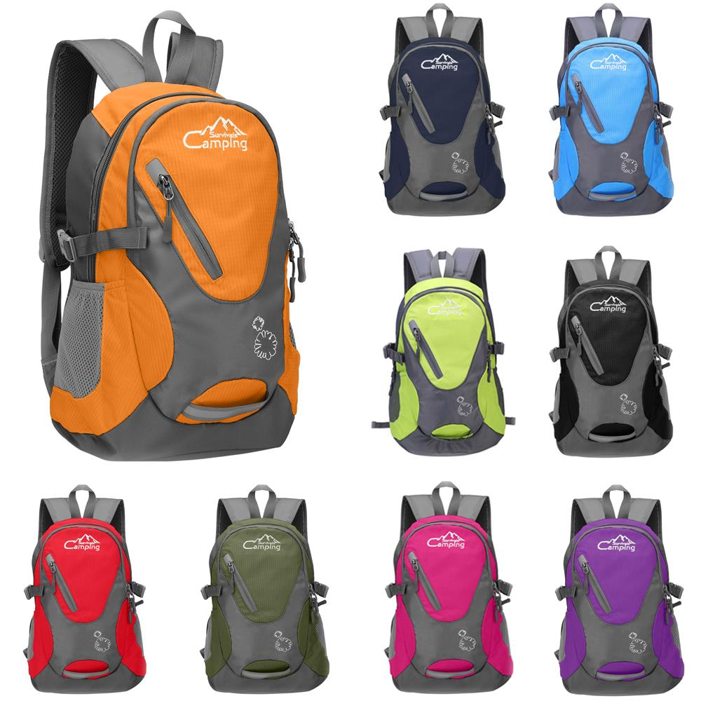 Outdoor Sport 30L Hiking Camping Cycling Travel Backpack Waterproof Rucksack Bag
