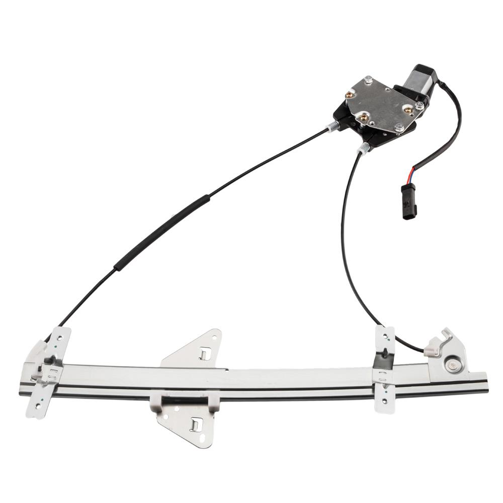 741-649 Front Drive Side Power Window Regulator Motor Assembly Compatible for 98-04 Dodge Durango /& 00-04 Dodge Dakota