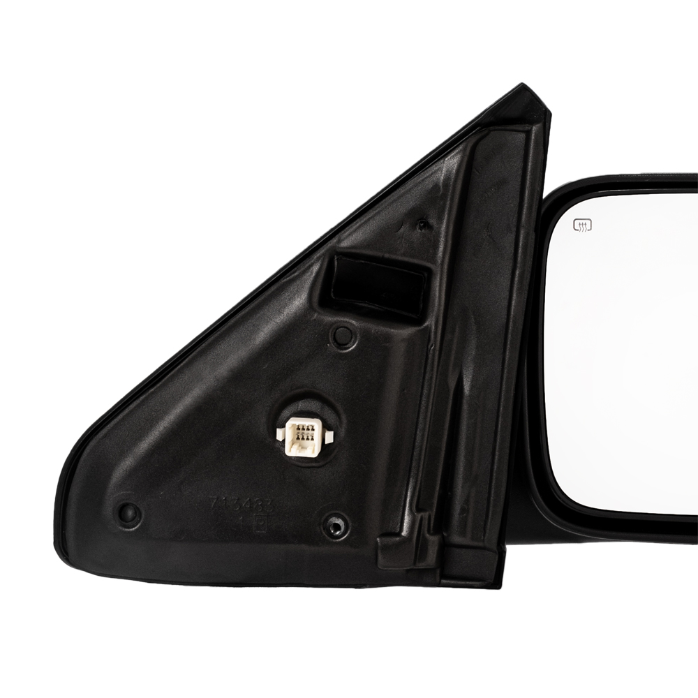 3500 03-09 New Right Side Power Heated Black Mirror for Dodge Ram 1500 2500
