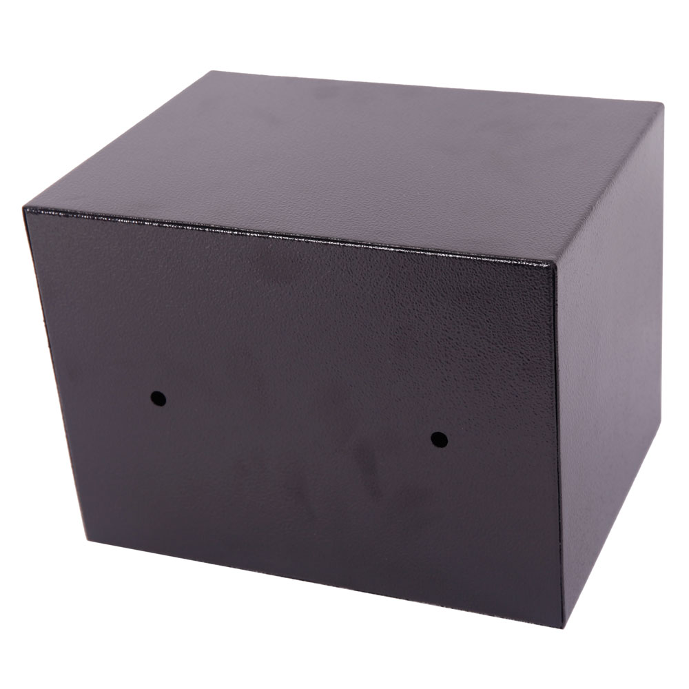 New Electronic Digital Safe Box Keypad Lock Home Office Hotel Hide Cash Black