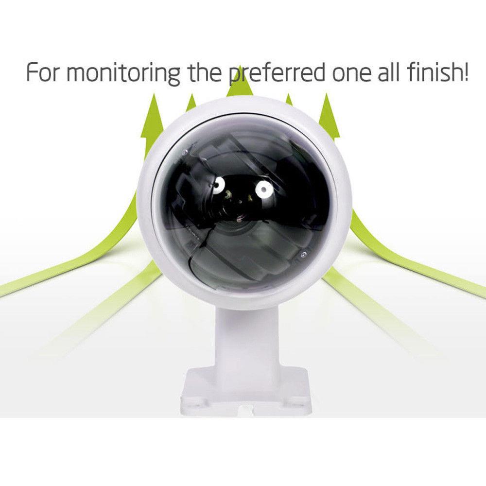 1200TVL CMOS HD 30X Zoom PTZ Camera Dome Dustproof Outdoor CCTV Camera PAL//NTSC