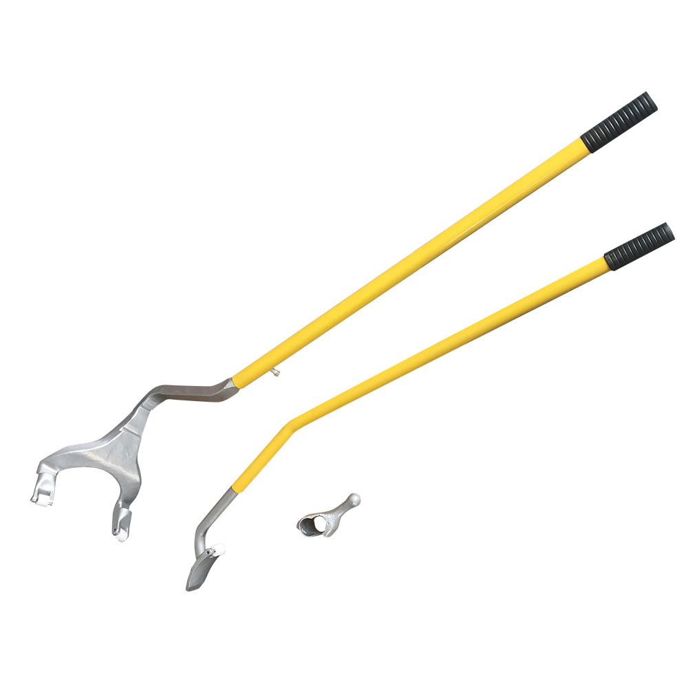 17.5 to 24 inch Tire Changer Mount Demount Tools Tubeless Truck Bead 3pcs