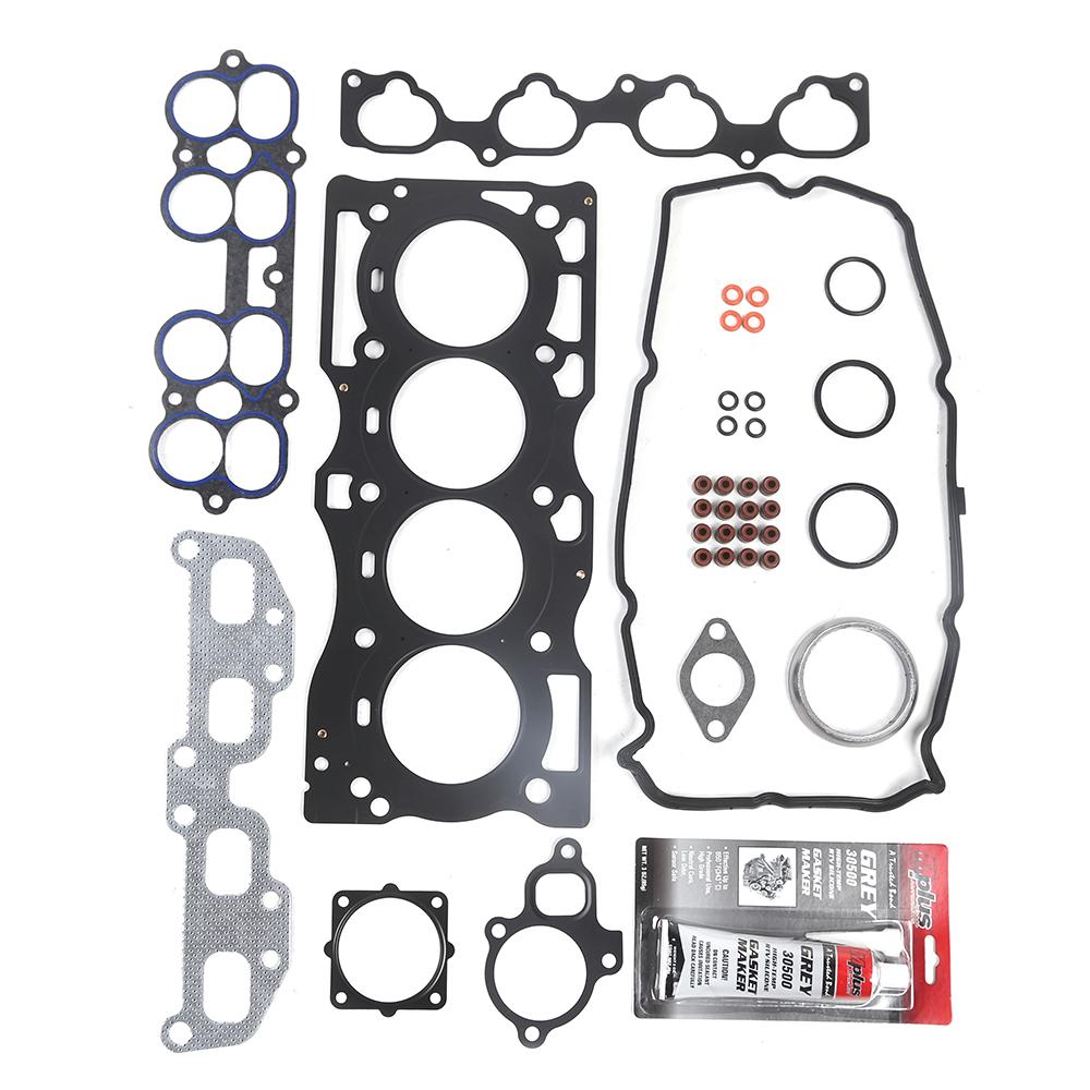 New Head Gasket Set For 02-06 Nissan Altima Sentra 2.5L Gaskets ...
