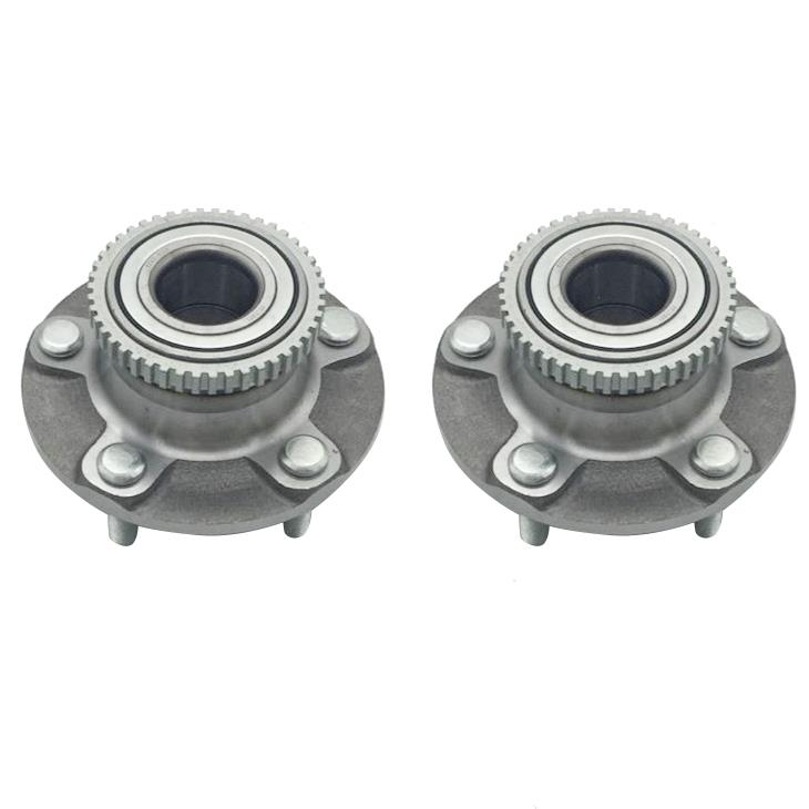 FRONT WHEEL HUB BEARING FOR 1999-2004 VOLKSWAGEN JETTA PAIR SHIP 2-3 DAY RECEIVE