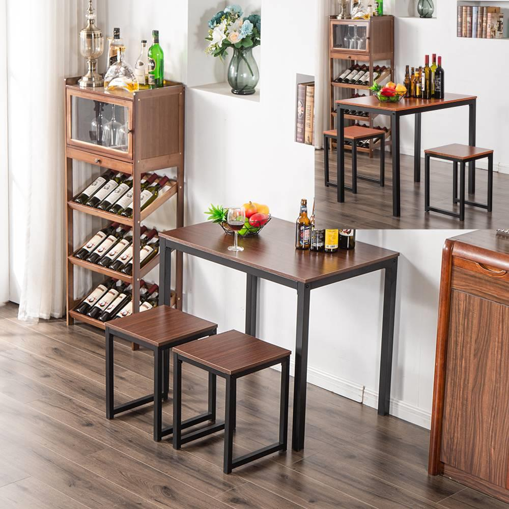 112 Piece Dining Table Set Counter Height Table 12 Chair Kitchen Bar ...