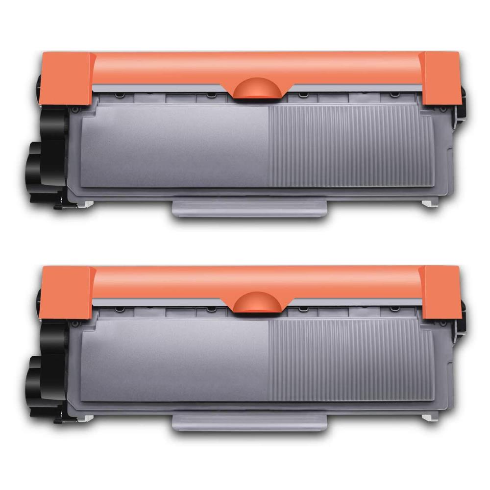 2-Pk//Pack TN660 TN630 High Yield Toner for Brother HL-L2300D L2320D L2340DW
