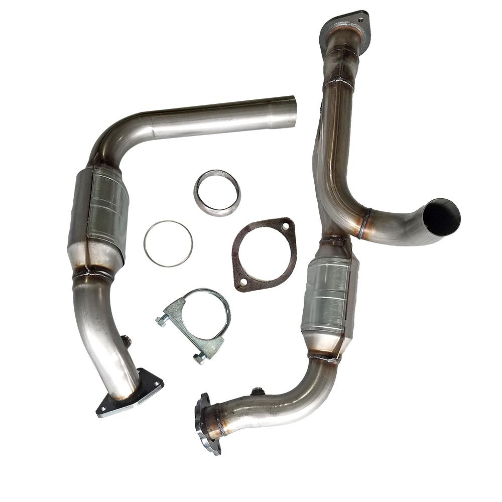 Catalytic Converter for 2003 Chevrolet Express 2500 RWD 4.3L V6 GAS OHV