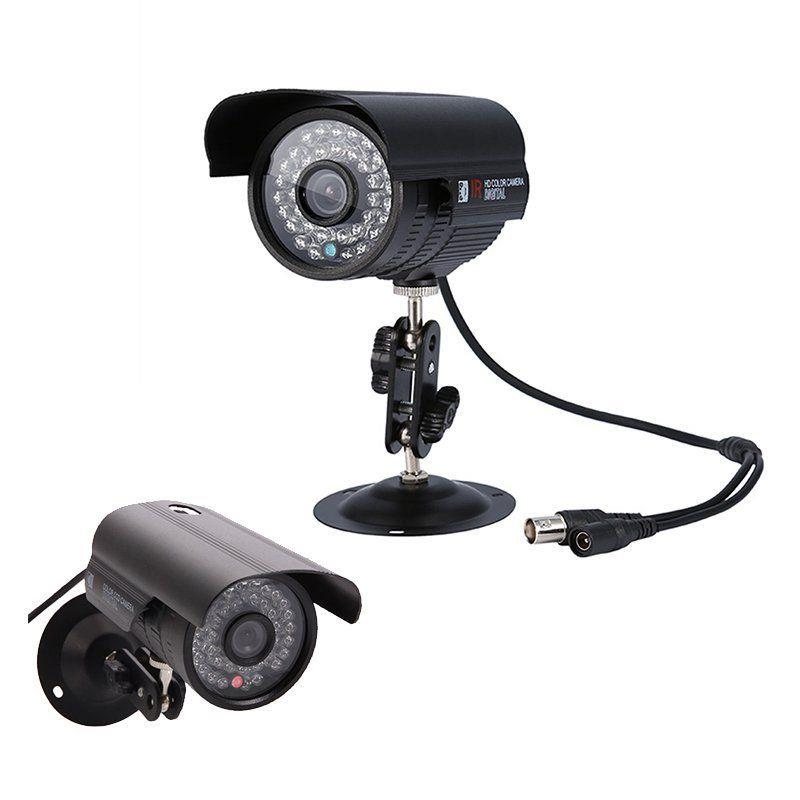 1200TVL 3.6MM Dome Camera IR-CUT IR Night Vision CCTV Home Security Cam US Stock
