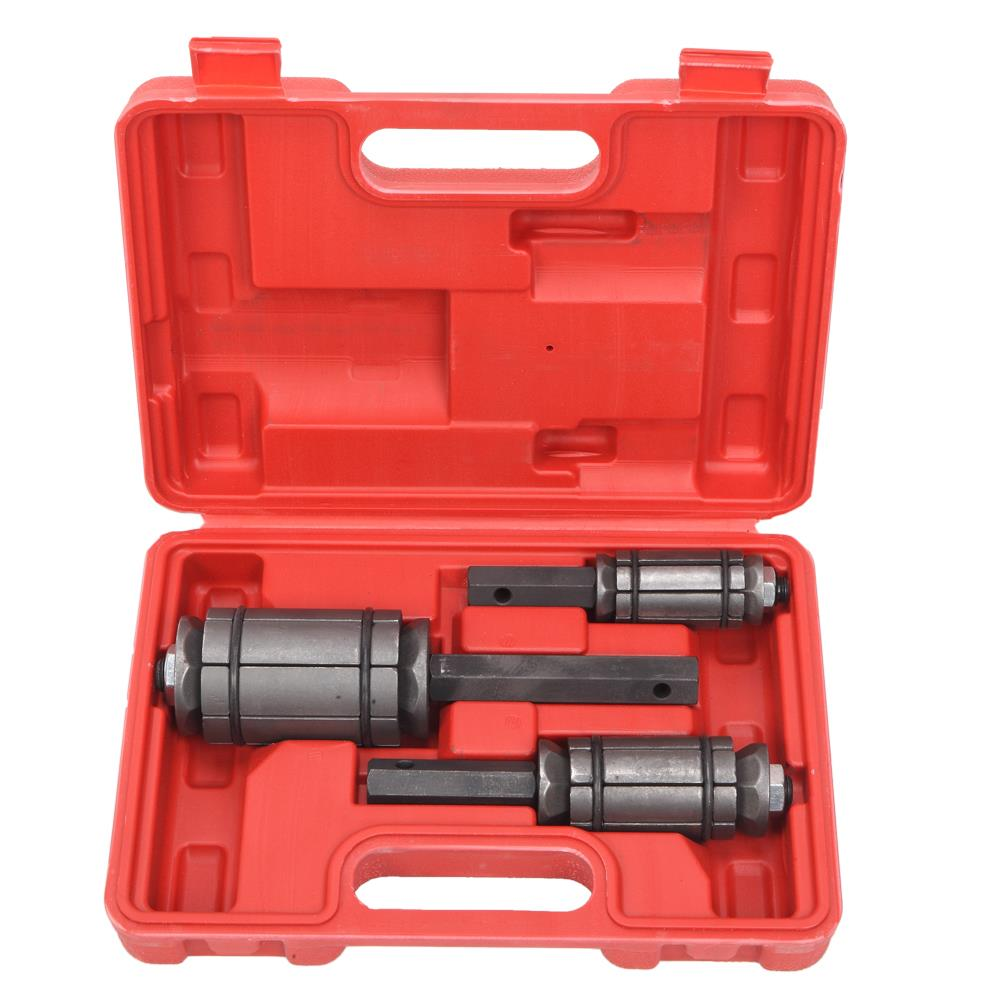 Exhaust Automotive Shop Tools 3Pc Tail Pipe Expander Tool Exhaust Repair Tools