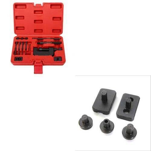 Chain Breaker Riveting Tool Kit 13pc Set Cutting OHV Cam Drive ATV Motorcycle