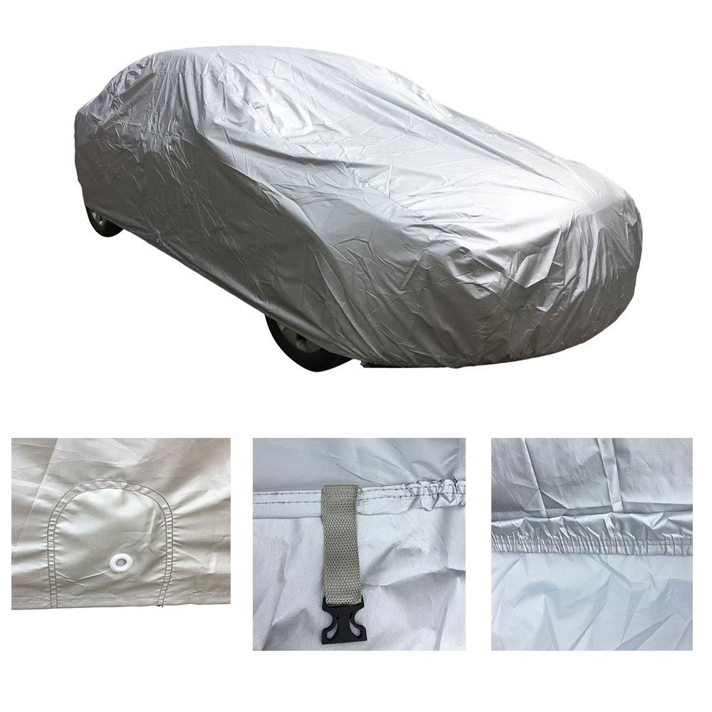 EXTRA LARGE XL FULL CAR COVER 100/% WATERPROOF OUTDOOR BREATHABLE RAIN PROTECTION