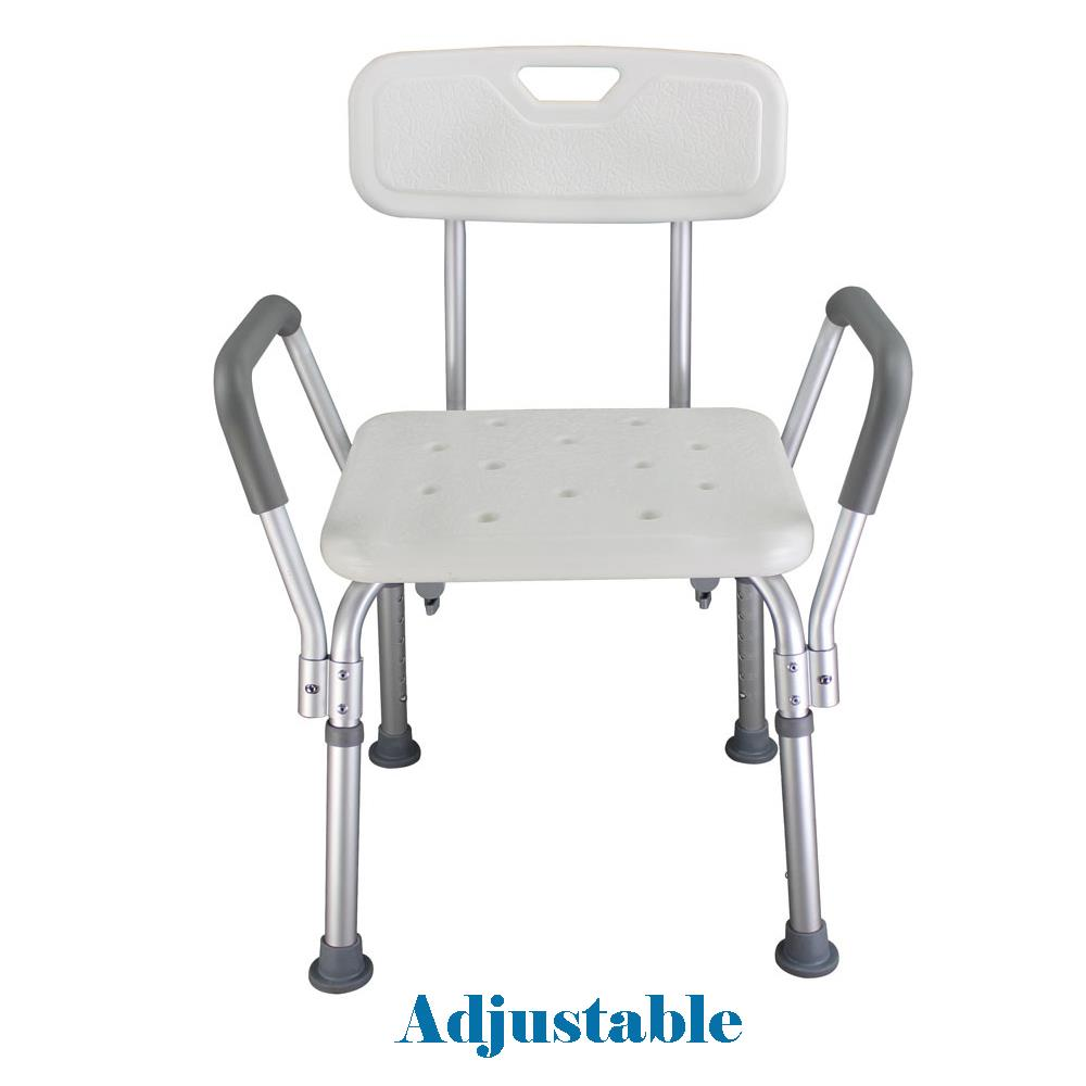 Heavy Duty Medical Shower Chair Elderly Bathroom Aid Stool Mobility Aid Seat Ebay