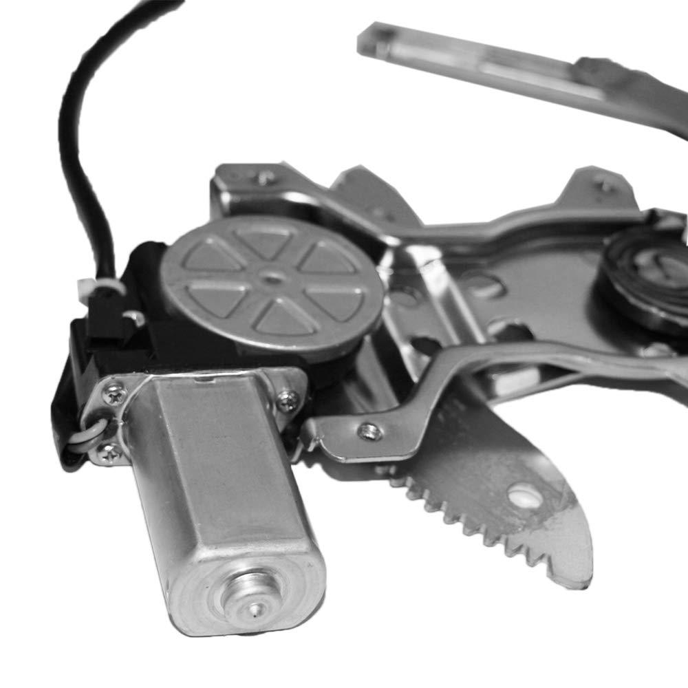 Power Window Regulator For 98-2002 Toyota Corolla Front Driver Side With Motor