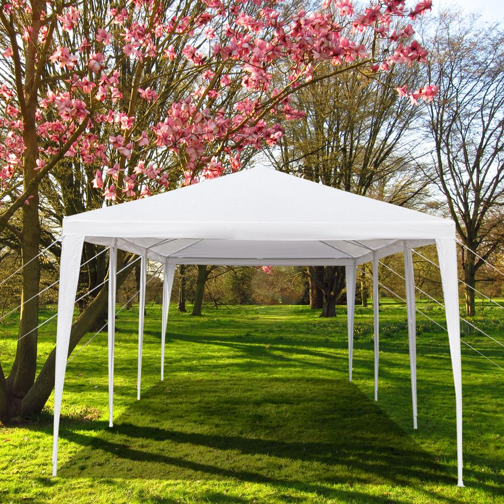 10'x30' Outdoor Gazebo Canopy Tent Wedding Party Tent ...
