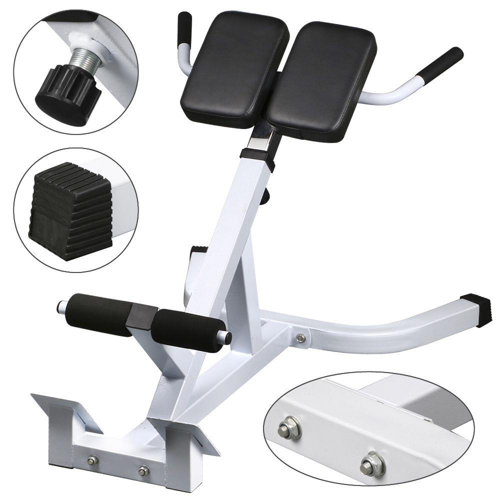 Swell Details About 450 Extension Hyperextension Back Exercise Ab Bench Gym Abdominal Roman Chair Creativecarmelina Interior Chair Design Creativecarmelinacom