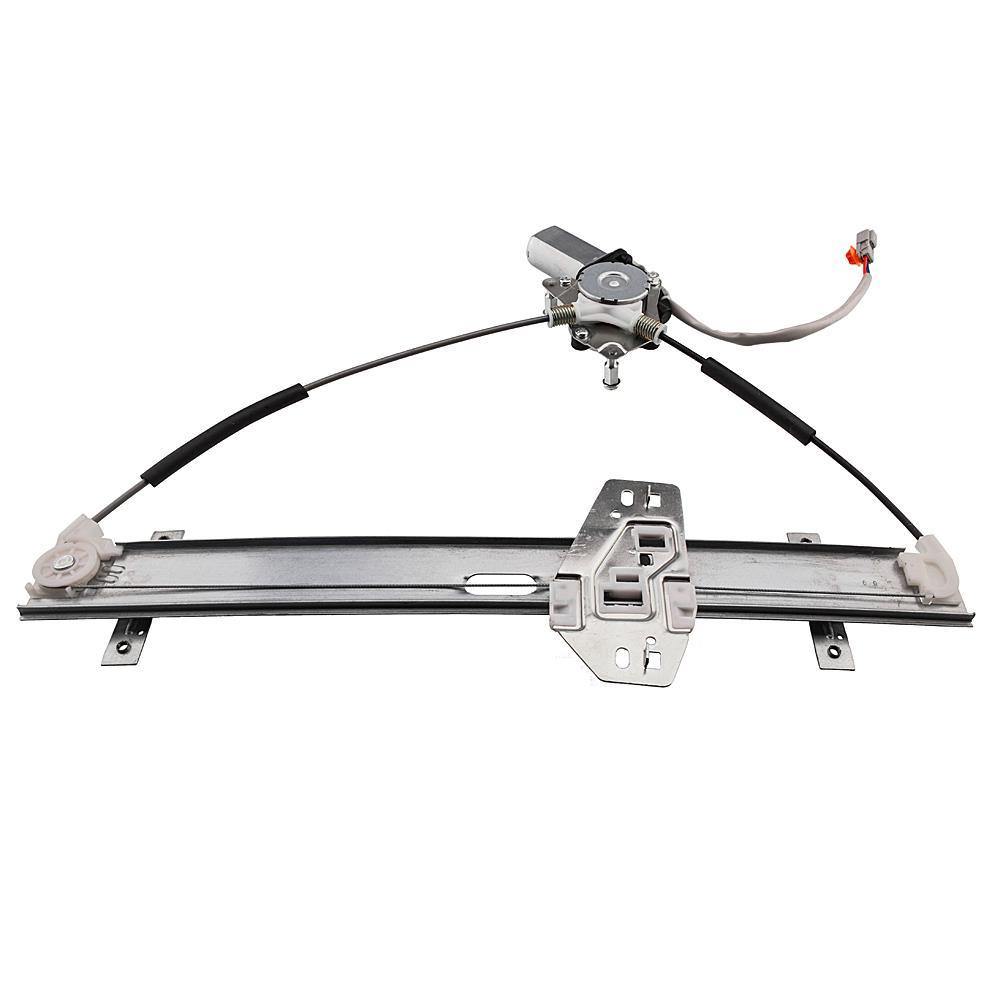 Front Passenger Side Car Power Window Regulator W// Motor For Honda Element 03-10