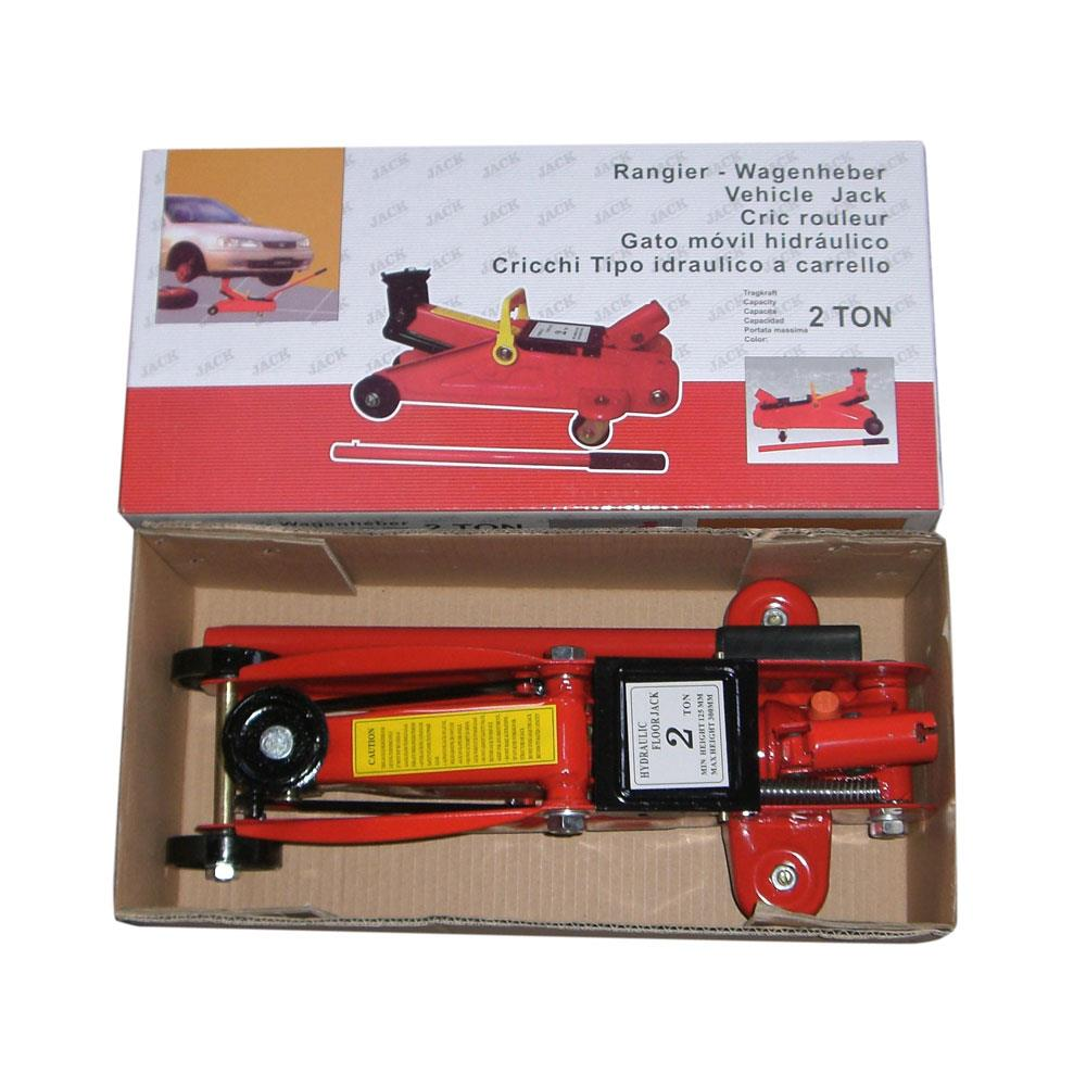 2 Ton Low Profile Hydraulic Floor Jack Work Shop Stand ...