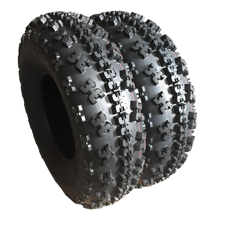 One New WANDA Sport ATV Tire AT 23x7-10 23x7x10 6PR P348-10063 GNCC Race