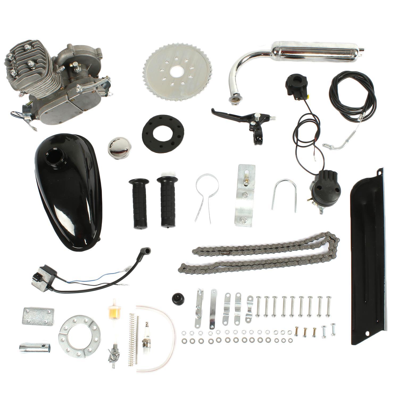 Float kits 2 Stroke Bicycle Engine Kit Replacement Part Motorized Bike