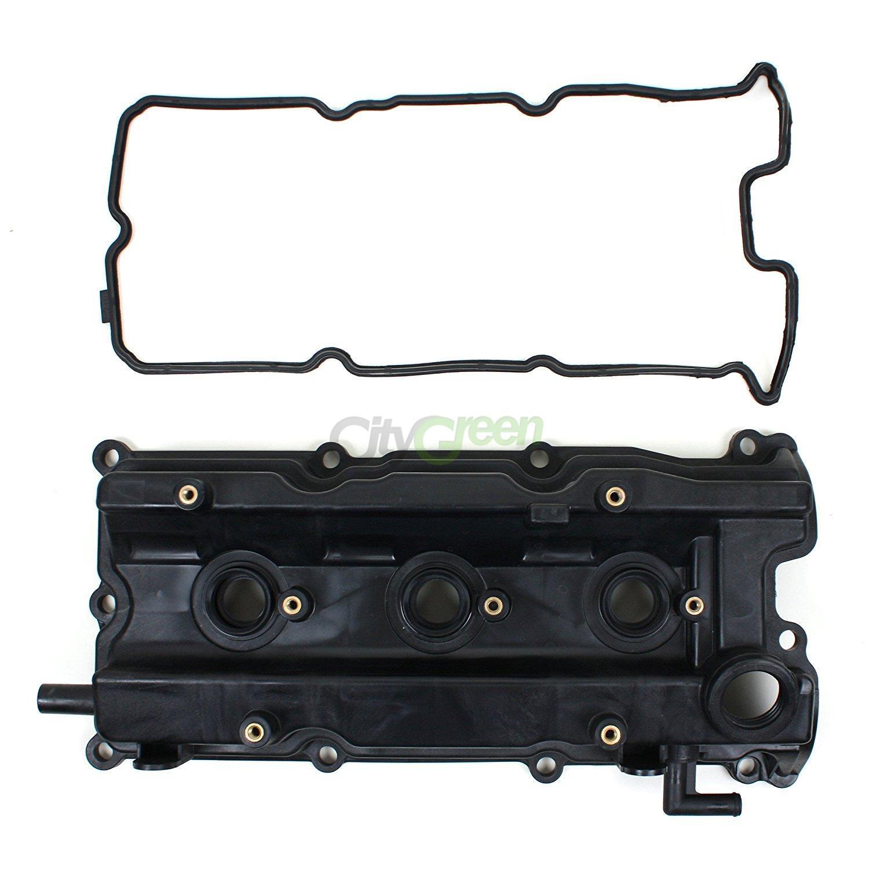 New Engine Valve Cover Driver Side Left LH For Altima Maxima Murano I35 3.5L