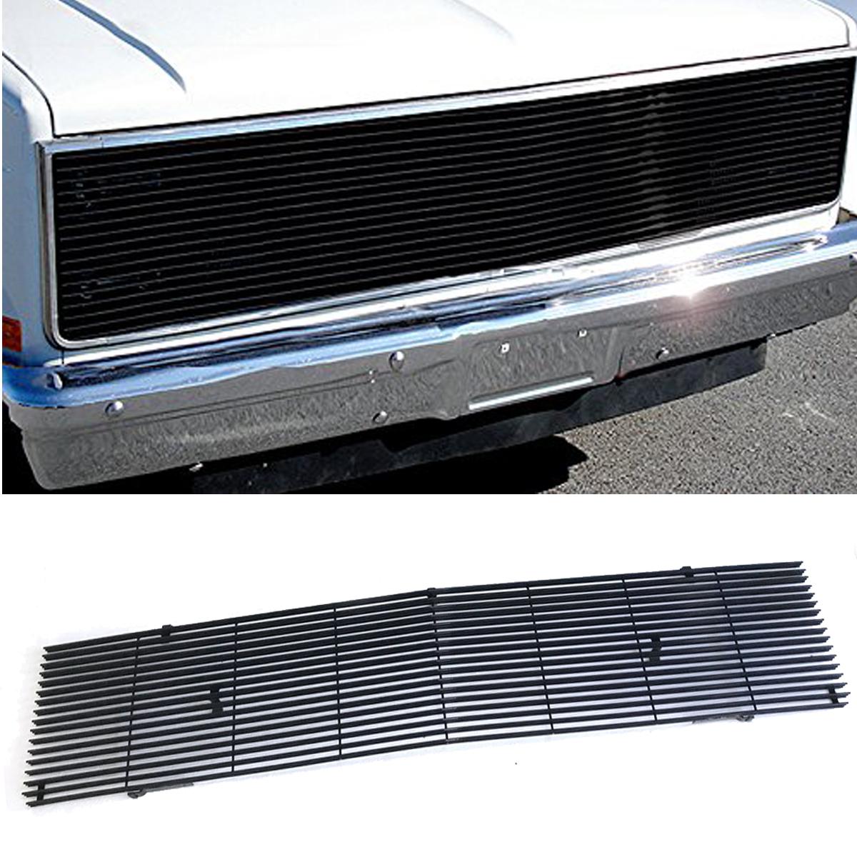 Phantom Style Grill For 81 87 Chevy Gmc Pickup Suburban Blazer C K Billet Grille Ebay