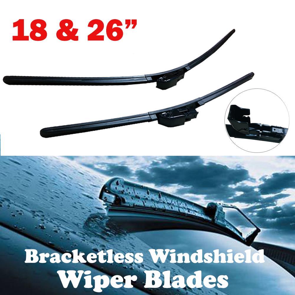 "Windshield Wiper Blades CHEVY CHEVROLET J-HOOK OEM QUALITY 18/"" INCH Bracketless"