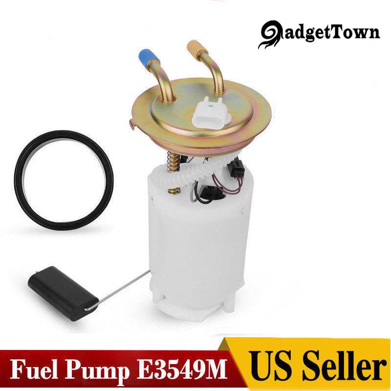 Fuel Pump for Buick Rainier Isuzu Ascender Oldsmobile Bravada 2002-2004 E3549M