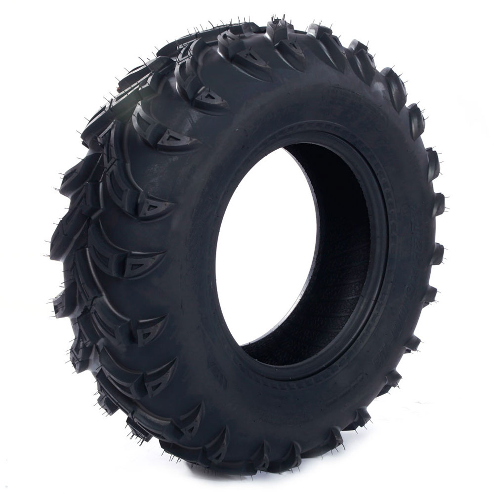 Rubber set of (2) tires 26-11-14 ATV Tires section width ...