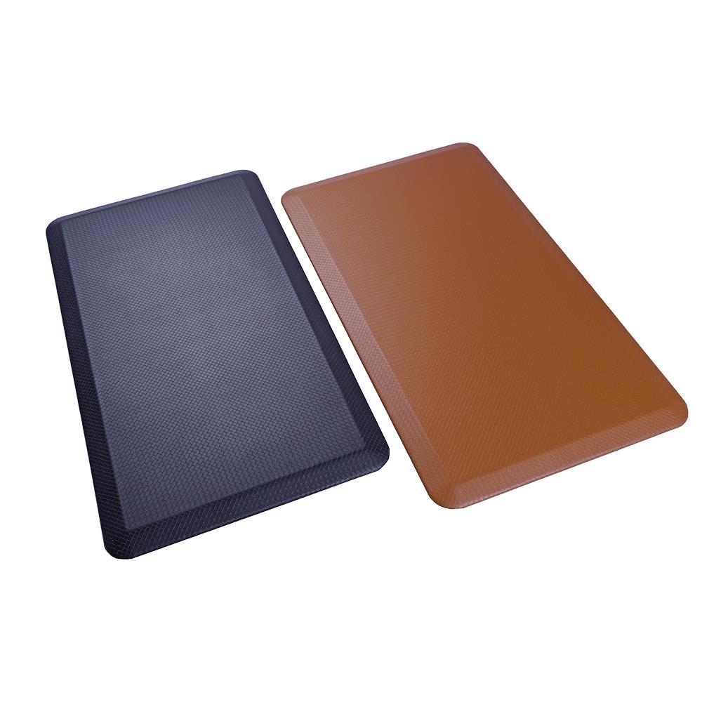 "Anti-Fatigue Mat 3//4/"" Thick Indoor Kitchen Rug Water-Resistant Cushion Floor Mat"