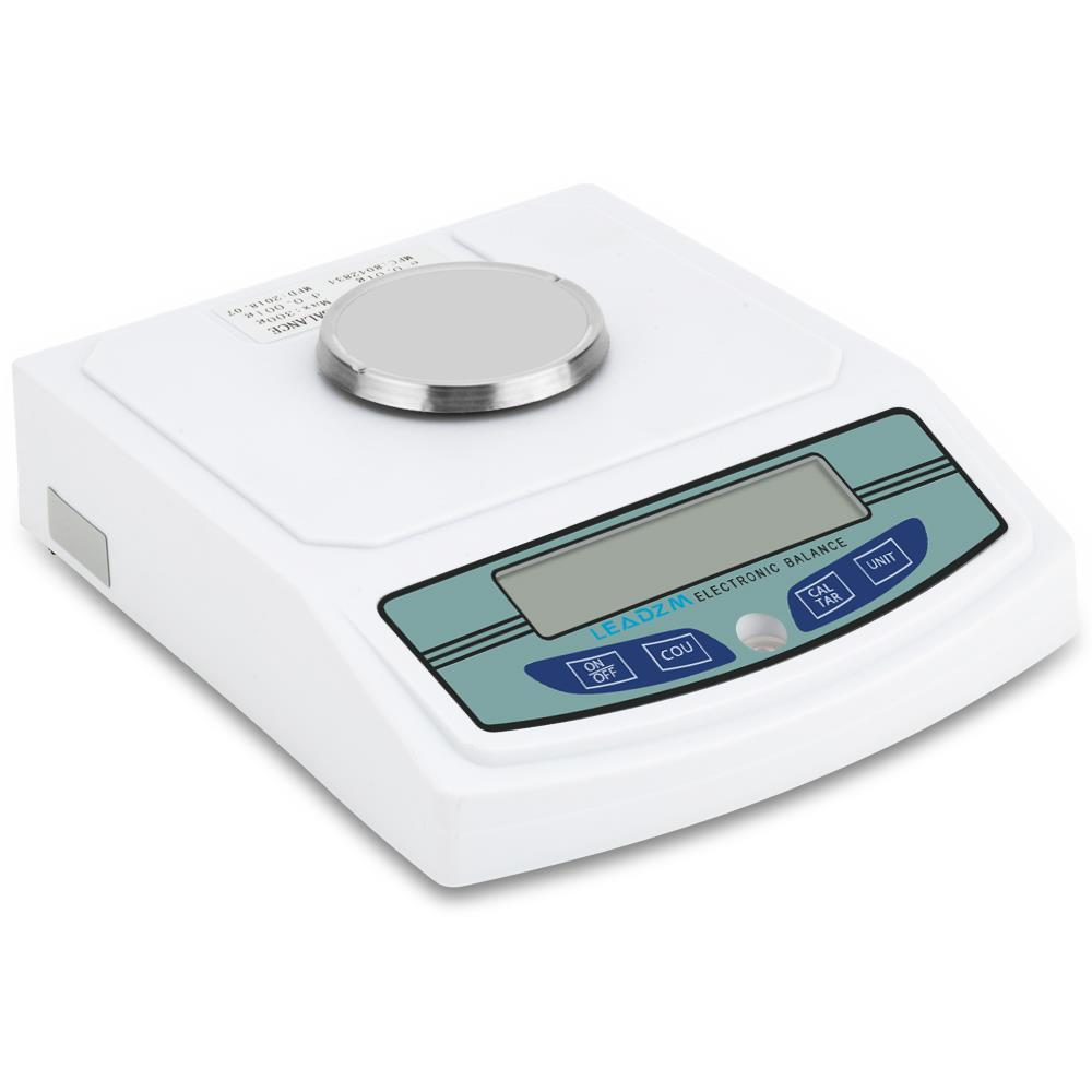 Calibration Weight for Chemical Plant,320g LLC-POWER Analytical Balance 0.001g//1mg Digital Lab Precision Scale Electronic Laboratory Weight Balance Scale
