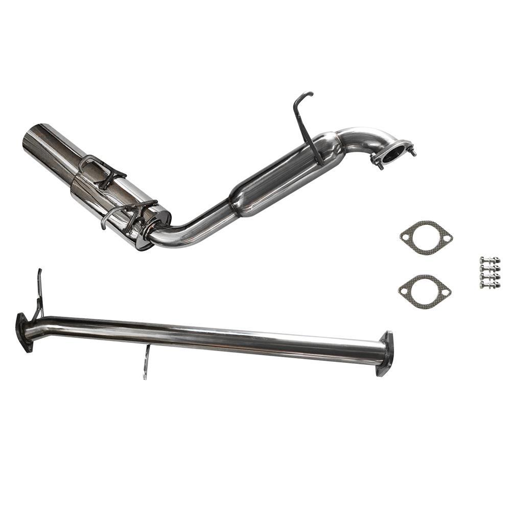 Yonaka Mazda Miata 90-97 Stainless Steel Catback Exhaust System NA 1.6 1.8 MX5