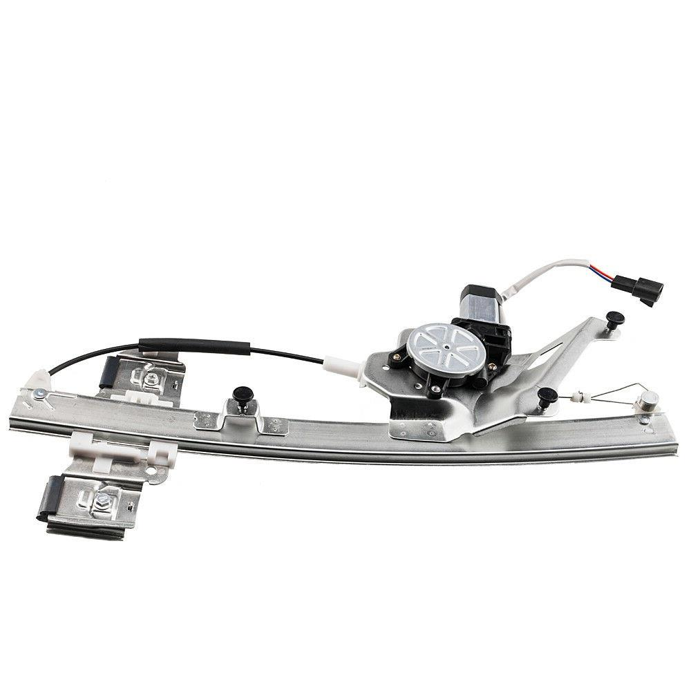 Front Right Side Power Window Regulator With Motor for 00-05 Buick LeSabre
