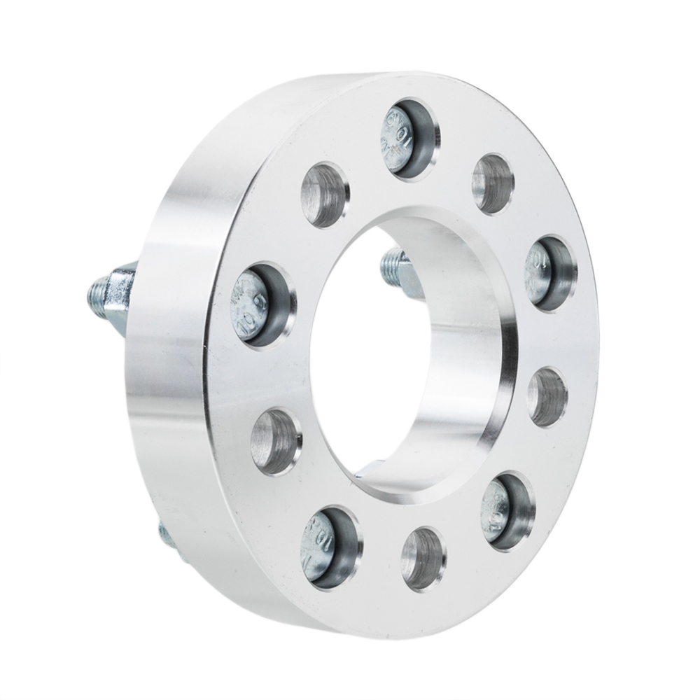 """Adapters12x1.5 Studs for Volvo 4pc 1.25/""""5x108 to 5x114.3 Wheel Spacers"""