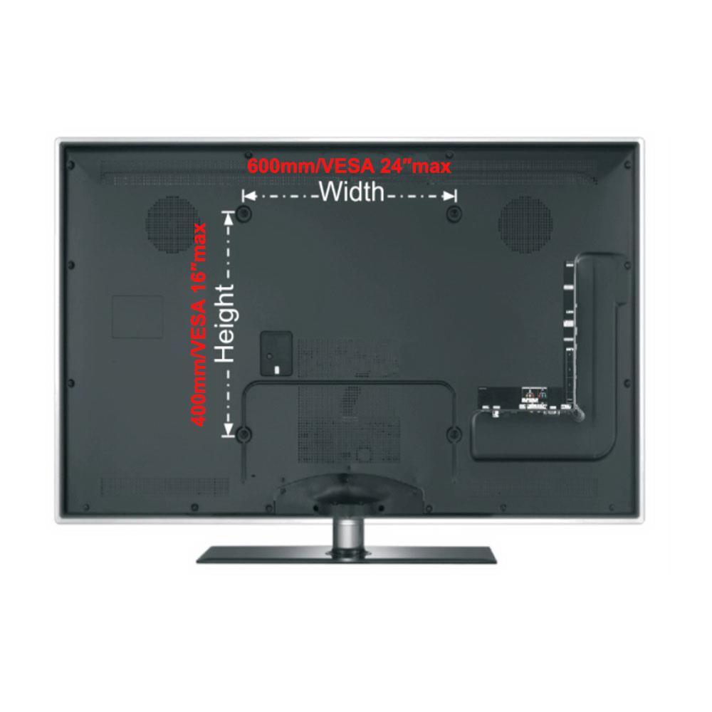 Heavy Duty Full-Motion TV Wall Mount 37 42 50 52 55 60 Inch Samsung LCD LED HDTV
