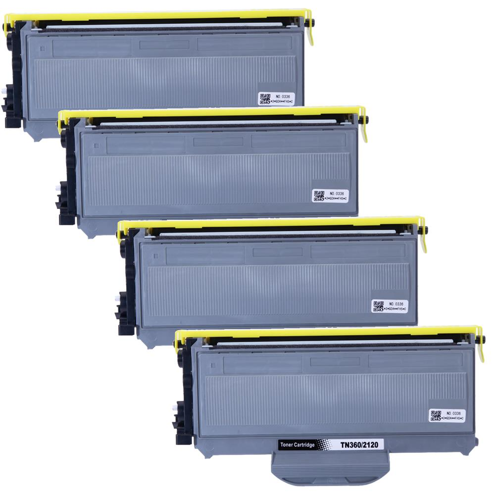 1PK New TN360 TN-330 Toner Cartridge Compatible For Brother DCP-7040 MFC-7440N