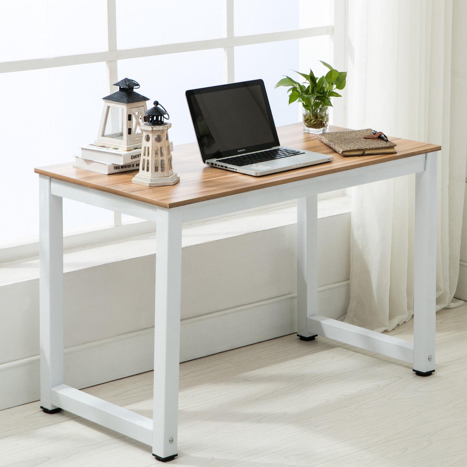 Home Garden Desks Home Office Furniture Wood Computer Desk Pc Laptop Study Table Workstation Home Office Furniture 43 Stbalia Ac Id