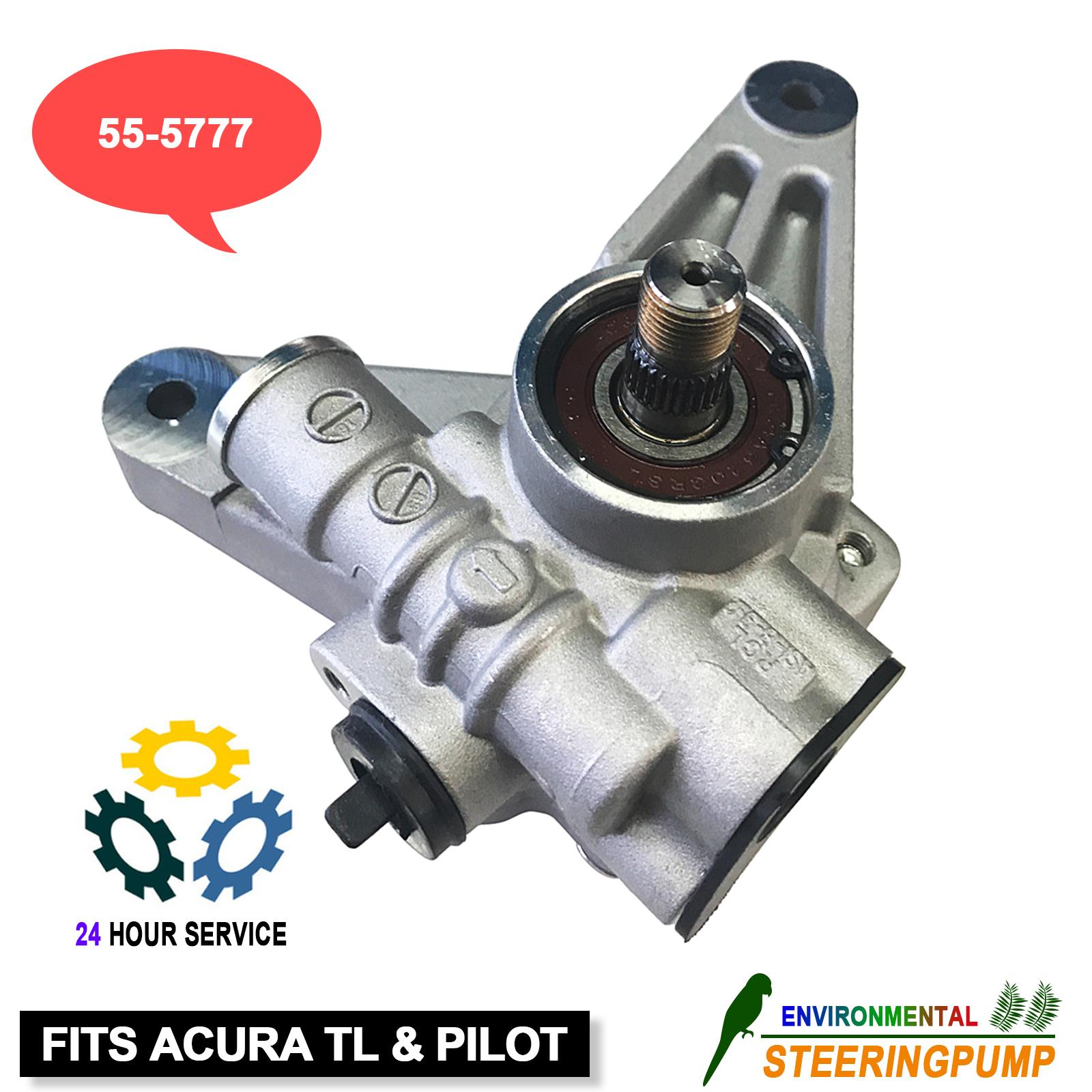 Power Steering Pump for Honda Pilot Acura MDX CL TL 3.2L 3.5L V6 21-5290