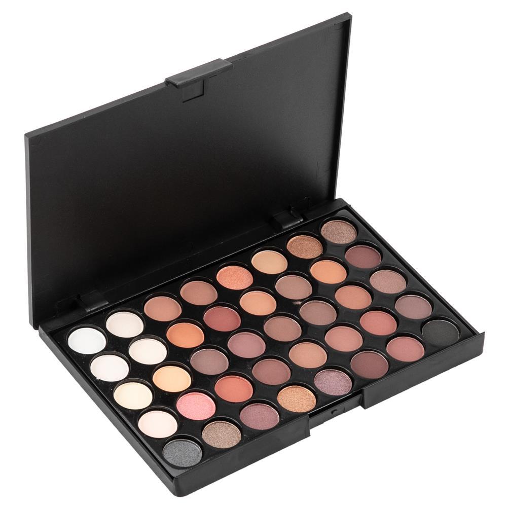 18 Color Cosmetic Matte Eyeshadow Cream Eye Shadow Makeup